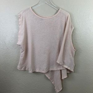 We The Free Knit Oversize T Shirt Blouse
